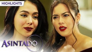 Asintado: Samantha notices that Stella wears a fake necklace   EP 40