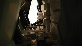 Lego Star Wars Clone Bunker/Underground Base on Utapau MOC German/Deutsch