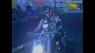 The Undertaker Biker Entrance - Usual Bikes - Rollin Rollin 7