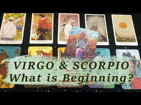 Tarot Talk : Virgo And Scorpio Aries Season 2020 Tarot Reading