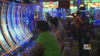 Maryland Live! Casino Opęns To Public Monday