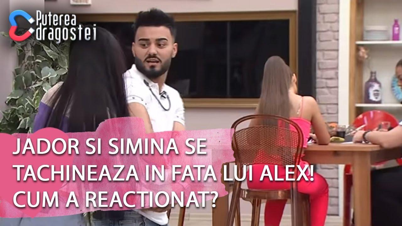 Puterea dragostei (19.04.2019) - Jador si Simina se tachineaza in fata lui Alex! Cum a reactionat?