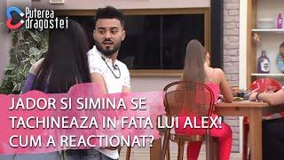 Puterea Dragostei 19.04.2019   Jador Si Simina Se Tachineaza In Fata Lui Alex Cum A Reactionat