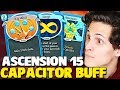 Slay The Spire - Capacitor Buff! New Defect Highscore 1600   Ascension 15