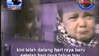 Jeritan Hati Anak Palestina