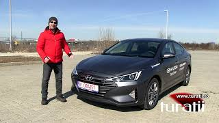 Hyundai Elantra 1.6l MPI 6MT video 1 of 4