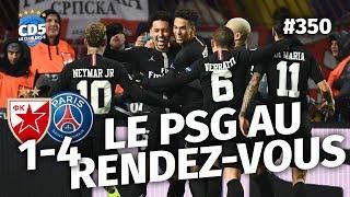 Replay #350 : Débrief Étoile Rouge vs PSG (1-4) - #CD5
