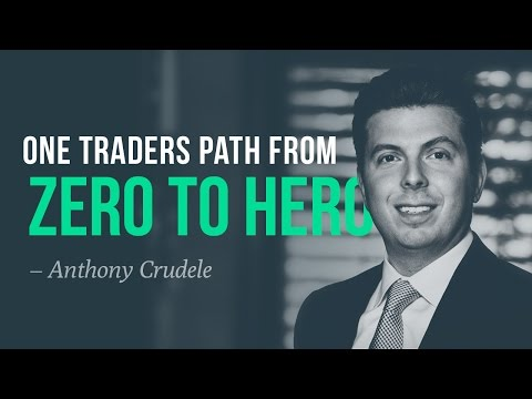 One day traders' volatile path from zero to hero • Anthony Crudele interview