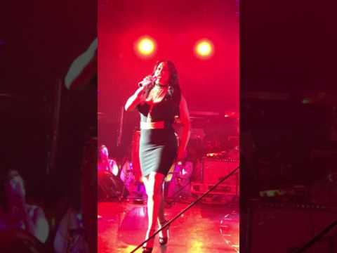 "CeCe Peniston performs ""Keep On Walking"" on Tom Joyner's Cruise"