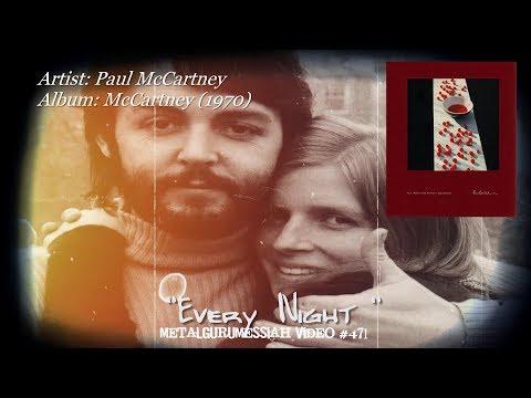 Every Night - Paul McCartney (1970) HD FLAC