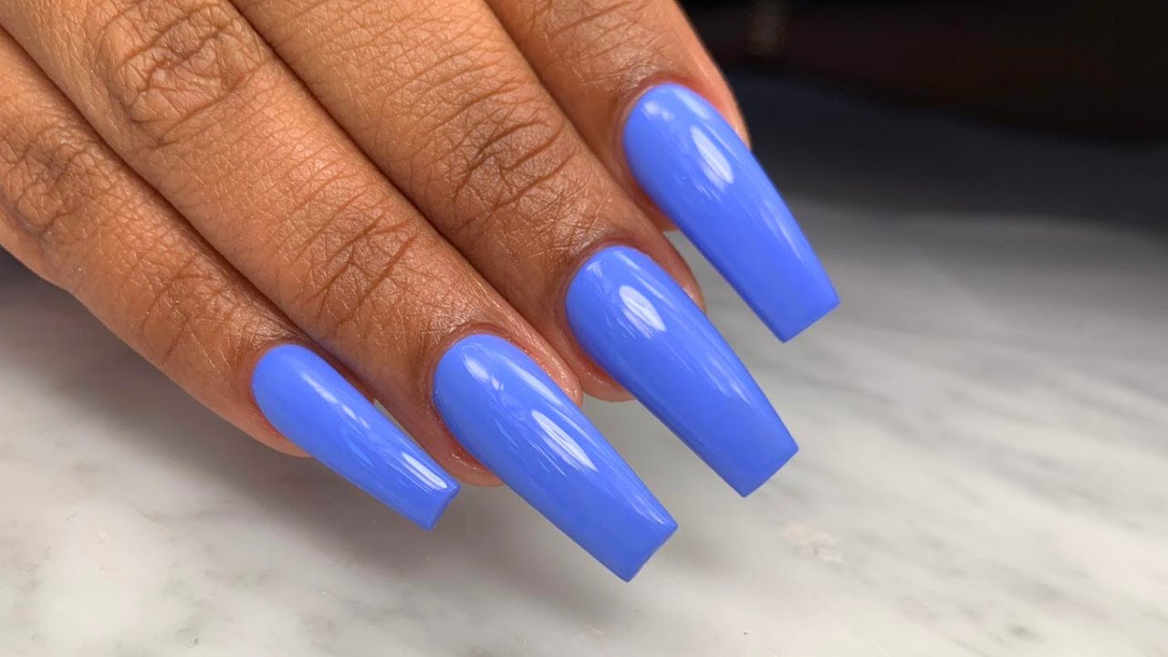 HOW TO: Perfectly Apply Gel Polish Over Acrylic For Beginners| BORN PRETTY