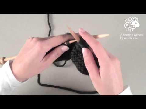 Cable knitting / Fläta
