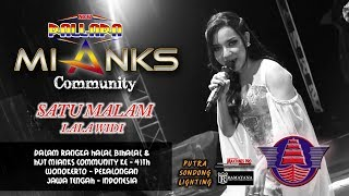 Satu Malam LALA WIDI NEW PALLAPA - MIANKS COMMUNITY WONOKERTO 2018.mp3