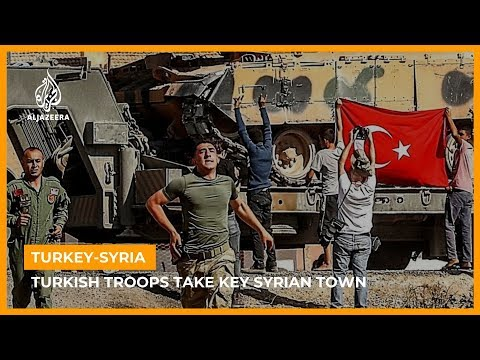 Turkish troops seize