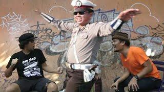 POLISI JOGED DISCO DARURAT GARA GARA JIMI THE UPSTAIRS