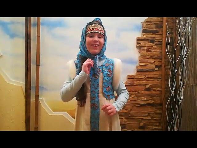 Изображение предпросмотра прочтения – СветланаБельтюкова читает произведение «Бабушкины сказки» С.А.Есенина