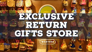 Wedtree | Exclusive Return Gifts Shop In Chennai | 4000  Collections |international Shipping| 4k