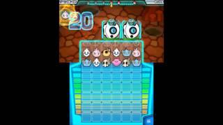 Pokemon Battle Trozei - 100% Walkthrough - Stage 6-2 (Pitch-Black Cavern) - S-Rank