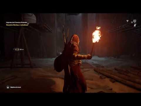 Assassin's Creed Origins - Tumba de Sneferu