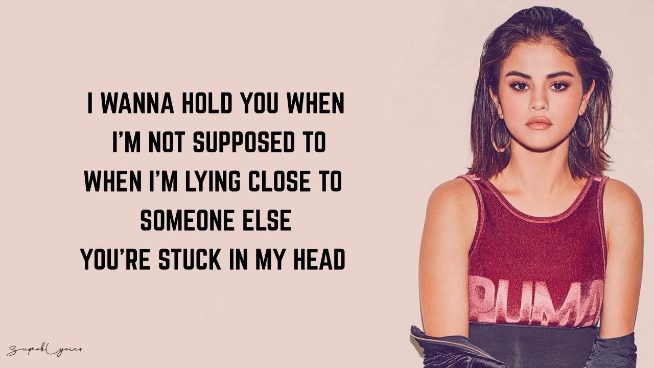Selena Gomez - Back To You (Lyrics) - YouTube