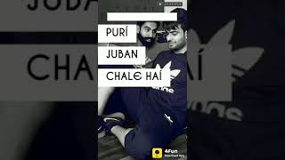 Jassie gill parmish verma mankrit aulakh in one song