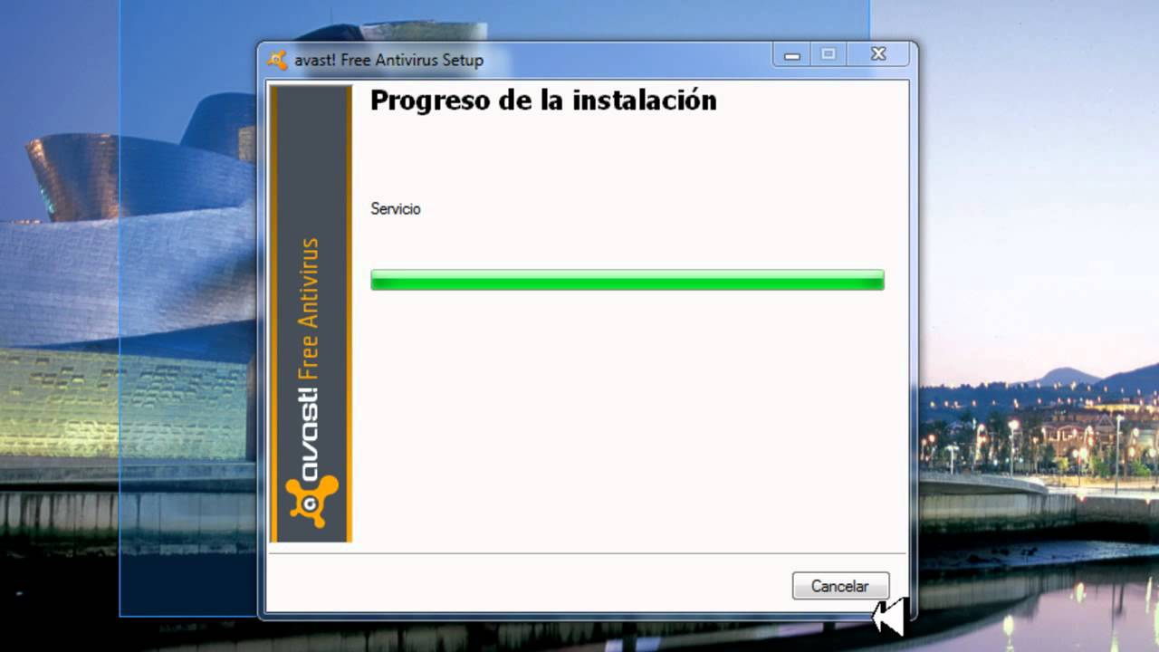 como instalar avast free antivirus gratis