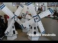 Dutch Windmill #1 - Step by Step How-to
