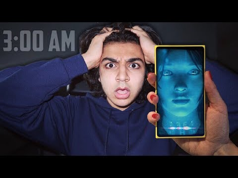 DO NOT TALK TO SIRI AT 3:00 AM  *THIS IS WHY*  3 AM SIRI CHALLENGE! I TALKED TO DAJJAL