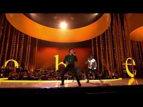 Nico and Vinz - Am I Wrong - LIVE and dancing with the audience!