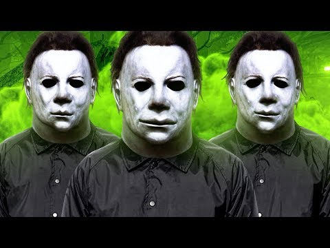 I AM MIKE MYERS.
