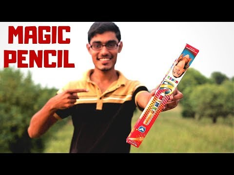What Is Inside Large Diwali Magic Pencil | Amit XYZ |