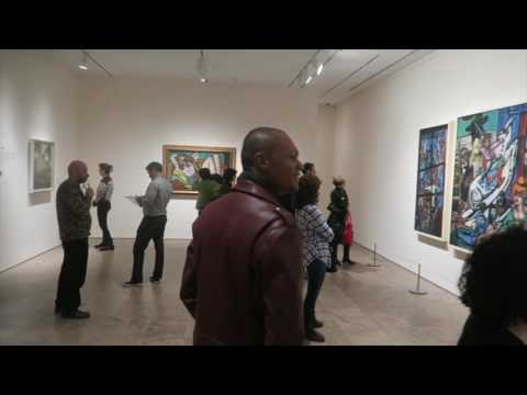 A trip to the museum with art dealer and vlogger Alexander Bok