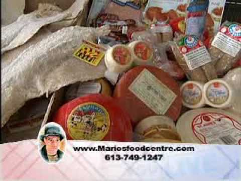 Mario's Food Centre (Portuguese grocery store in Ottawa)