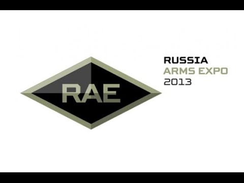 RAE Russia Arms Expo 2013