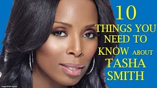 Tasha Smith |Ten things to know of Tyler Perry's For Better or Worse loud talking Angela Williams