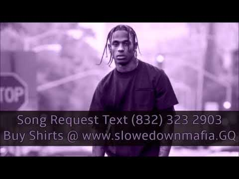 Travis Scott 3 Ways Slowed Down Mafia @djdoeman