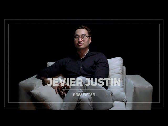 Jevier Justin - Presenter