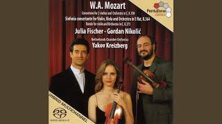 Concertone in C Major, K. 190: II. Andantino grazioso