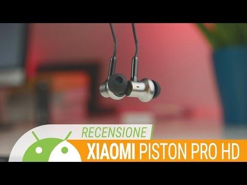 Xiaomi Piston Pro HD: ottime cuffiette auricolari! Recensione ITA da TuttoAndroid