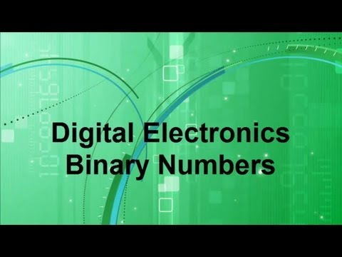 Digital Electronics -- Binary Numbering Systems: Converting from decimal to Binary