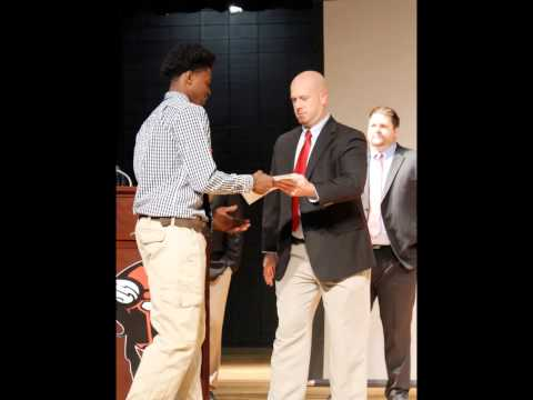 Bacon County High School Football Awards Night