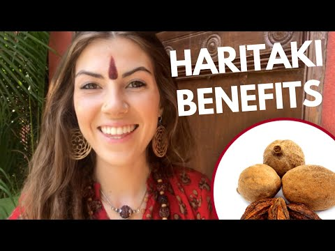 Haritaki: The Ayurvedic Superfood to DETOX the Body and Manifest WEALTH