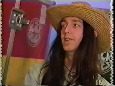 The Black Crowes - 1995 Taping Policy News Report
