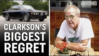 Jeremy Clarkson reveals the car he regrets selling the most
