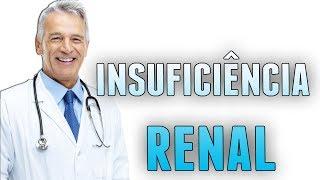 Renal edema sintomas de insuficiência