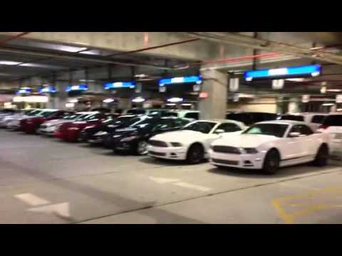 Budget Rental Car At Miami International Airport
