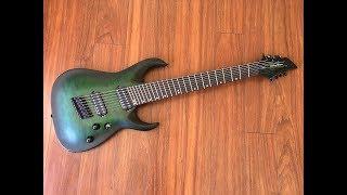 Baixar UNBIASED GEAR REVIEW - Harley Benton Fanfret8 QEB 8-string Guitar