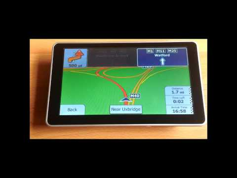 GPS-7inch, 128MB RAM on Win CE 6.0 working with TomTom, iGO Primo, Sygic 10 for TRUCK, LORRIES