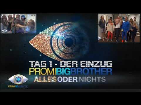 Promi Big Brother Tag 1