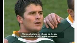 Hymne Sud africain